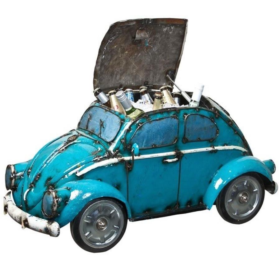 VW Beetle Novelty Drinks Cooler
