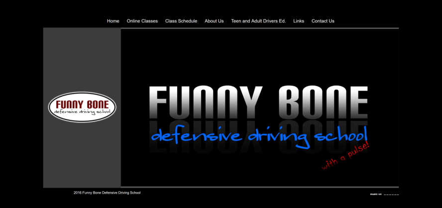 Funny Bone Defensive Driving School - San Antonio