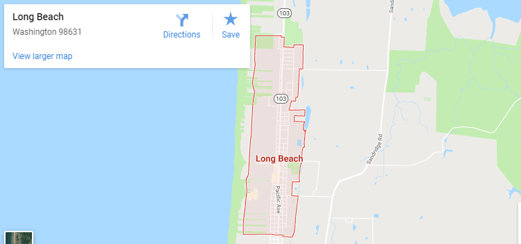 Maps of Long Beach, mapquest, google, yahoo, driving directions