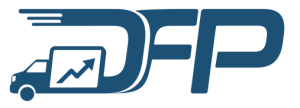 Driving For Profit - Website for freelance couriers - DFP logo only