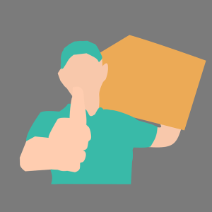 Freelance Courier Parcel Delivery