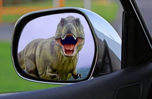 dinosaur, speeding, police, blue lights, why, self employed, freelance courier, van driver, parcel delivery, bad driving, habits, change