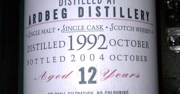 The Best Whisky In The World Is Yummy | Old Malt Cask, Ardbeg 1992 (Bottled 2004)