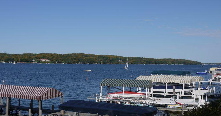Lake Geneva, WI to Cleveland, OH; Cleveland, OH to Cleveland, NY