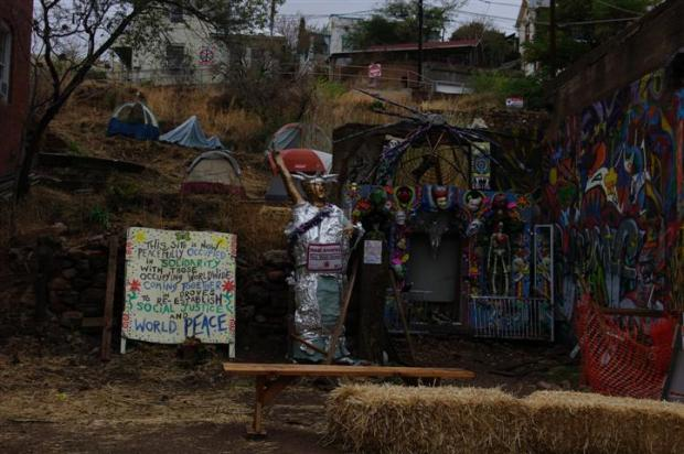 Occupy Bisbee
