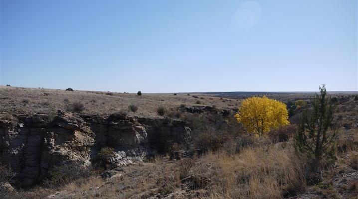 Fall Colors In Mesa Country | Black Mesa State Park, Oklahoma