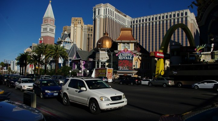 Searching for Happy Hour Deals in Las Vegas