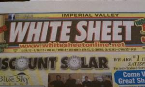 Imperial Valley -- Where dreams come true.
