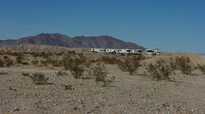Boondocking: An Outsider's Perspective on Dispersed RV Living