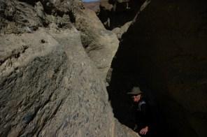 Fun narrows in the upper canyon.
