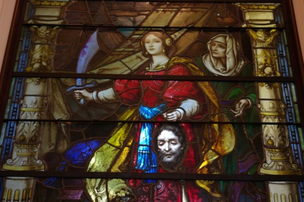 My favorite stained glass window.