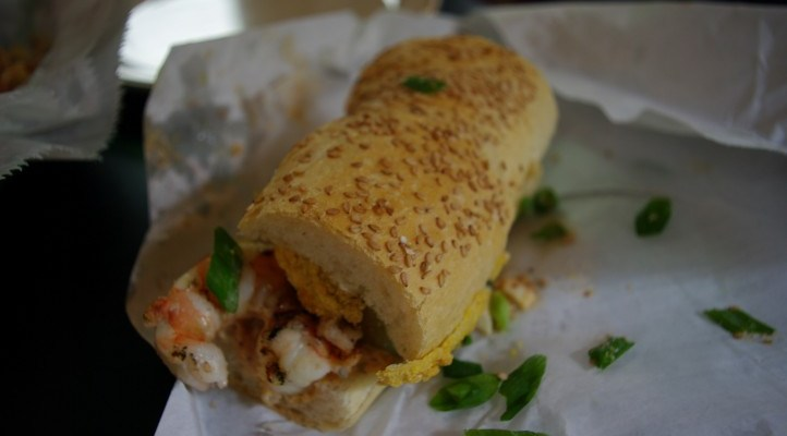 The Battle of the Po' Boy