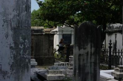 Lafayette Cemetery No. 1.