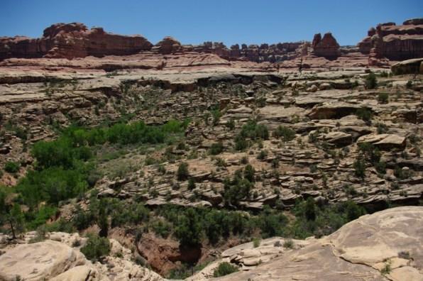 Squaw Canyon.