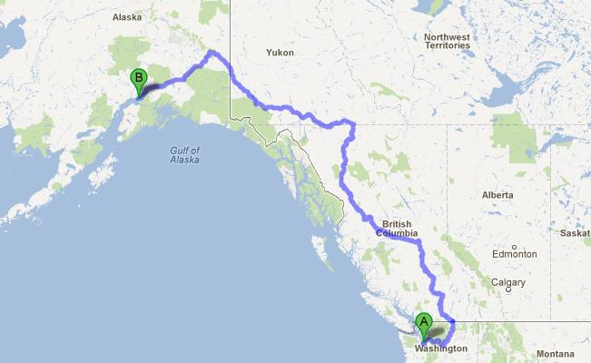 The Push To Alaska