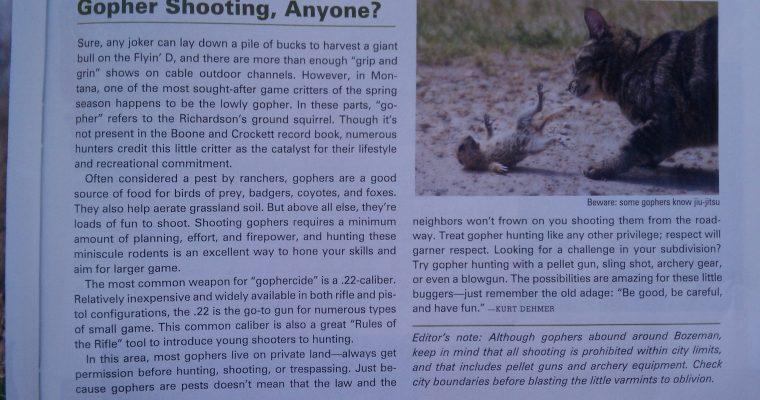 Montana, You Crazy
