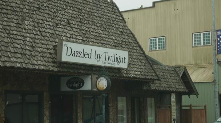 Twilight in Forks, WA