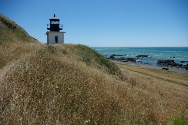 The Punta Gorda lighthouse.