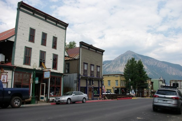 Fucking Crested Butte. [LAM]