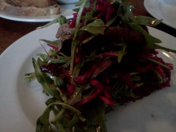 Ox Heart Salad.