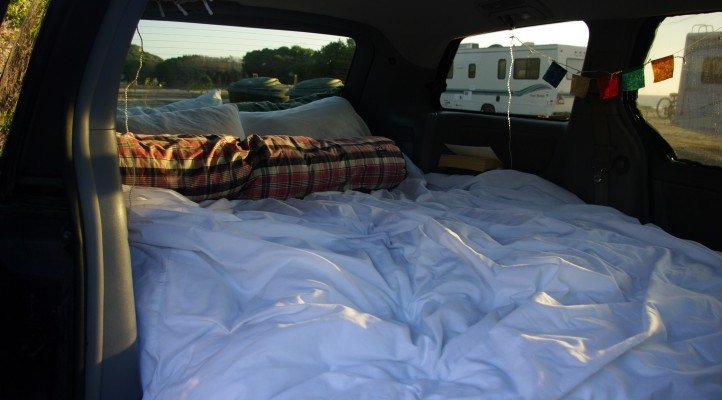 The Ultimate packing list: what you need (and don't need) to live in a van for a year