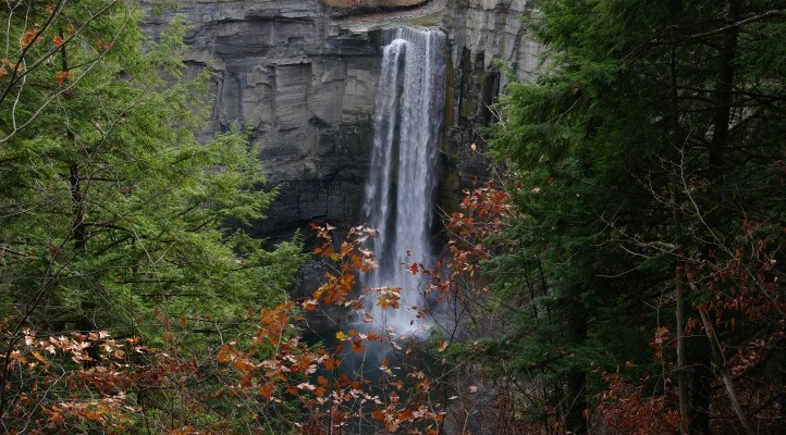 So, I'm trying to think of a clever title for this post about gorges near Ithaca…