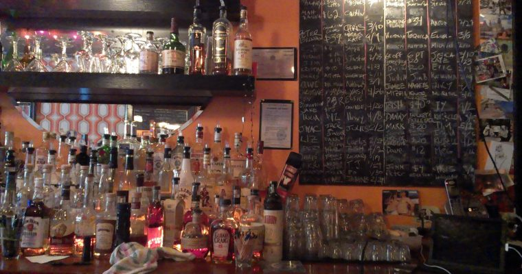 Three New York City Neighborhood Dive Bars