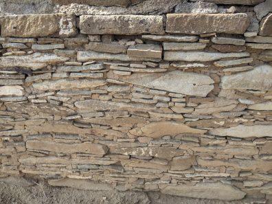 Stonework at Pueblo Alto