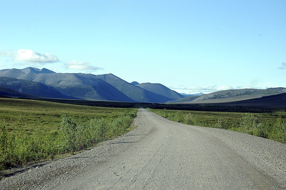 Tires North Vancouver >> Dempster Highway [Part 1] – BC Driving Blog