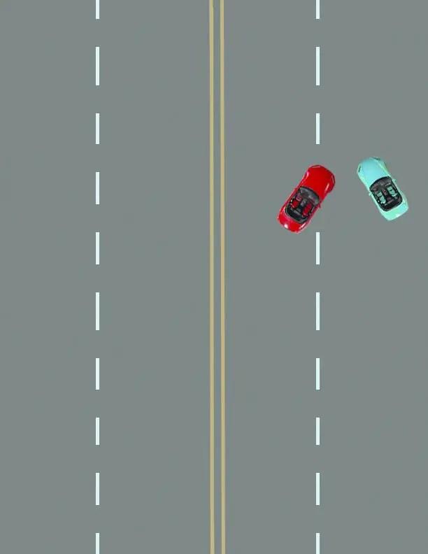 lane change multiple lanes