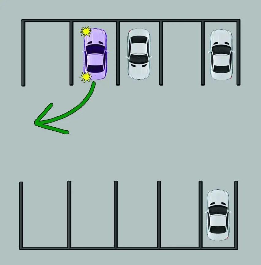 parking lot turn signals