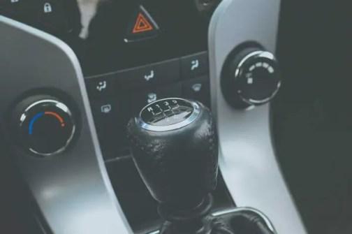 standard gear shifter