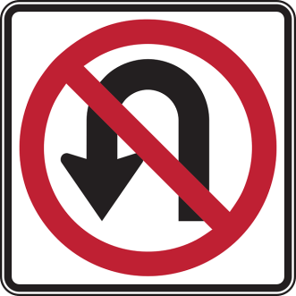U Turns British Columbia