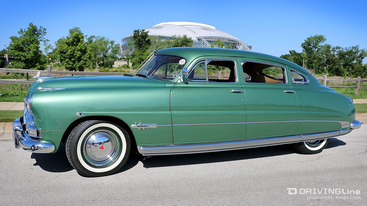 Image result for green hudson hornet