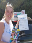 female driving instructor Northampton