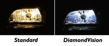 Philips Diamond Vision Comparison