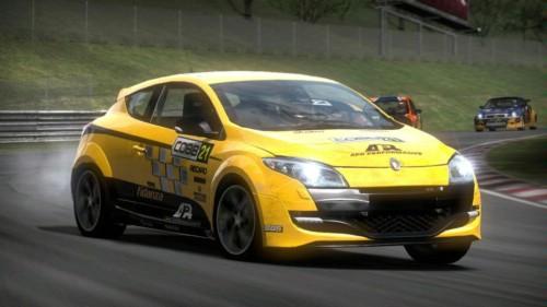 Renaultsport Megane 250 In NFS Shift