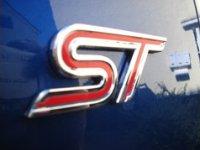Ford Focus ST Badge