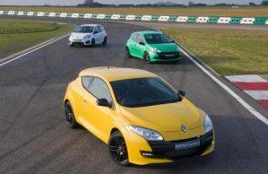 Renaultsport Track Day Calendar 2010