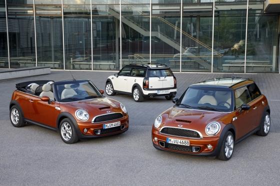Mini Facelift 2010