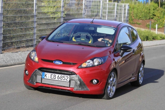 2012 Ford Fiesta ST Prototype