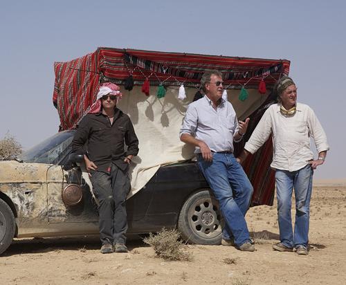 Top Gear Three Wise Men