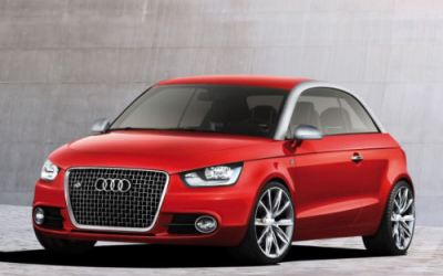 Audi A1 Metroproject Concept at Tokyo Motor Show