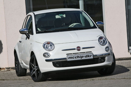 Mcchip Inject Fiat 500 1.3 Diesel With More Oomph