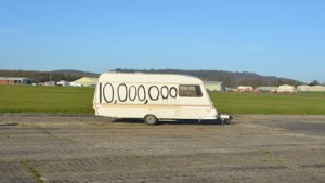 Top Gear 10 Million Caravan