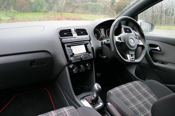 Volkswagen Polo GTI Interior