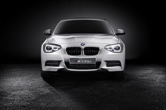 BMW M135i Concept Front