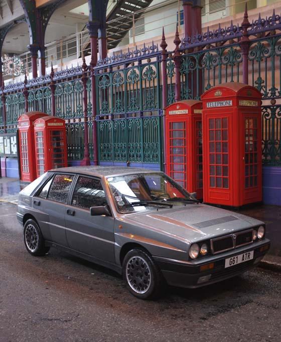 1989 Lancia Delta HF Integrale KAT