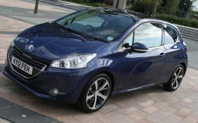 Peugeot 208 – First Impressions