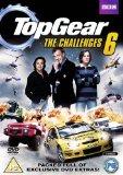 Top Gear Challenges Volume 6 DVD